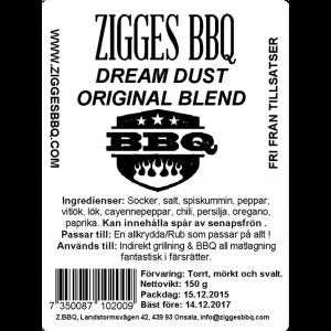 Dream Dust - Original Blend, 150gr