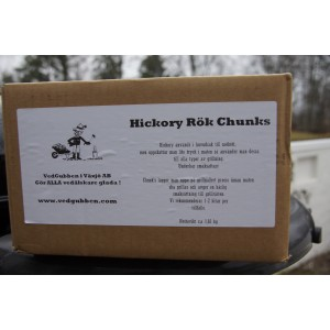 Tennessee Hickory Chunks 1,65kg