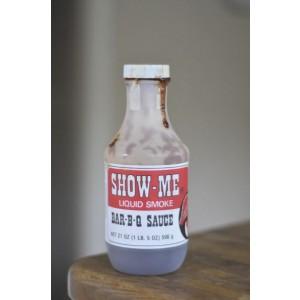 Show Me BBQ Sauce