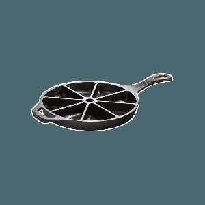 LODGE Cast Iron Wedge Pan