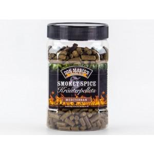 Don Marco's Smokey Spice Pellets - Mediterran, 450g