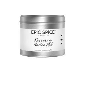 Epic Spice - Rosemary Garlic Rub, 150g