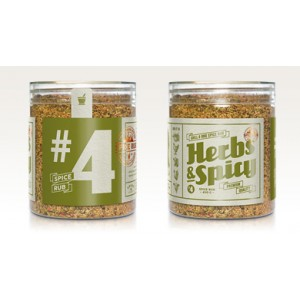 Herbs & Spicy - Spice Rub, 300g