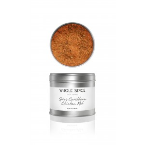 Whole Spice - Spicy Caribbean Chicken Rub, 150g