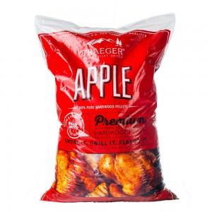 Traeger Äpple Pellets, 9kg