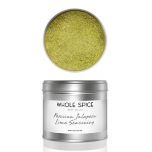 Whole Spice - Peruvian Jalapenjo Lime Seasoning, 150g